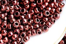 TOHO seed beads - color palette / color palette of Toho seed beads (Japan)
