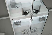 Vase / Vase bathroom collection. Designed by Francesc Rifé for Inbani