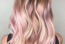 Hair / Flawless hair in all colors