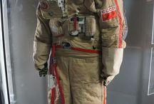 Для Sci Fi костюма