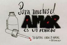 #PoesíaIlustrada con @tanchi / Ilustraciones que hago a la poesía que escribe @tanchi