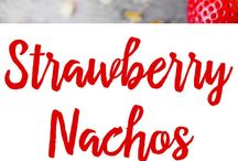 Nacho recipes Desserts