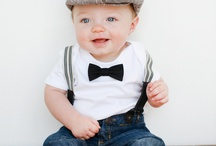 Little Boy Style / by Lauren Hughes