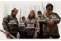 Duck Dynasty!!! / by Jennifer Dockrey