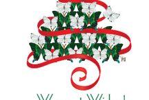 Holiday wishes from Marsha / Marsha's Holiday designs