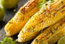 Corn on Cob Recipes