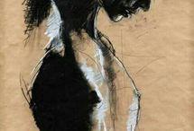 drawings&paintings