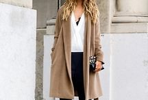 Cooler fashion / Fashion ideas for lame cold months to inspire me