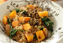 Butternut, Acorn and sweet Winter Squashes