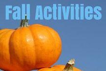 Podzimni aktivity