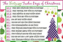 thirty one / by Becca Tag Waxler
