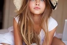красивые детские лица