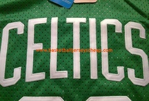 Boston Celtics / For David.  This is his favorite team of all time.  He has followed them since he was a little boy.   / by Debbie Lunsford
