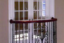 balcony steel design