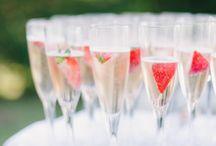 wedding inspiration - strawberries