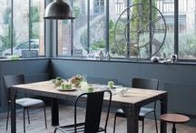 Industrial home / Alcune idee per personalizzare la vostra casa con elementi dallo stile industriale.