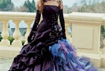 Concepts: Dresses & Gowns for fantasy books