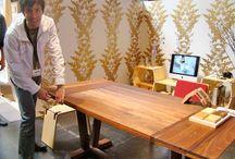 Praktický nábytok