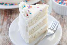 Resep Vanilla Sponge Cake Lembut Dengan Praktis, Resep Vanilla Cake