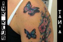 Ink Klub Tatto & Piercing / Tatuaggio realistico, floreale, mandala e tanto altro ancora!
