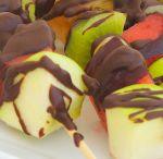 Dolci di frutta e verdura