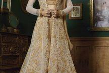 FashionFiza-Beautiful Anarkali Lehenga