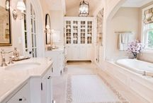 Bathrooms / by Elizabeth-Curtis Corson