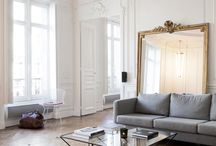 Wnętrza styl franc