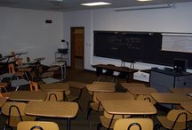 Central College Classrooms