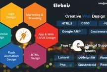 Dedicated mobile application and website development company -Elebnis Technology