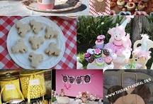 Teddy Bear Cakes / Birthday cakes
