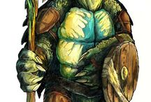 RPG Inspiration Turtle Folk