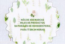Medicina Natural / Productos 100% naturales, de calidad contrastada.