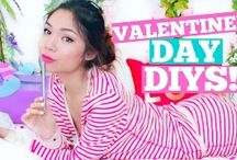 Valentine DIYS
