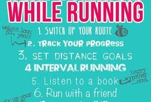 Running / Road and Trail Running