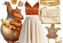 Образы из одежды