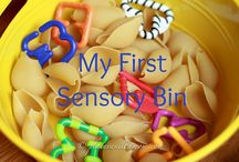 Sensory Play / by Misty Crooks