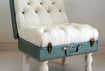 cool furniture / by Krystal Starr Godwin