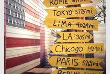 Route 66 - Places I Have Been / Places I Have Been / by BlackMamba