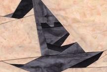 Quilt Paper piecing