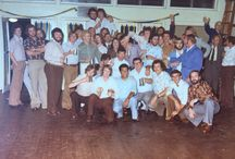 Newcastle NSW Rugby / May East presentation night around 1975