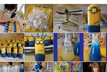 Minion Party / by Erin Carpenter