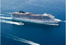 Cruceros / ¡Viaja por el mundo! Por las mejores líneas de #Cruceros.