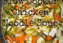 Soups slow cooker chicken soup