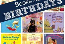 birthday books