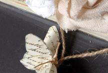 Farfalle / ali di farfalla