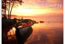 Nature Places in Chatham County, NC / by CVB Chatham County N.C.