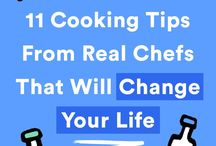 Chef tips and tricks