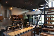 BLACK キッチン