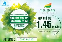 Gia ban can ho the green view q8
